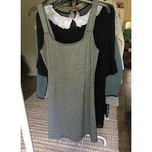 Forever21 Plaid Mini Dress